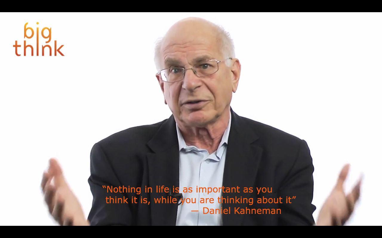 Daniel Kahneman's quote #3