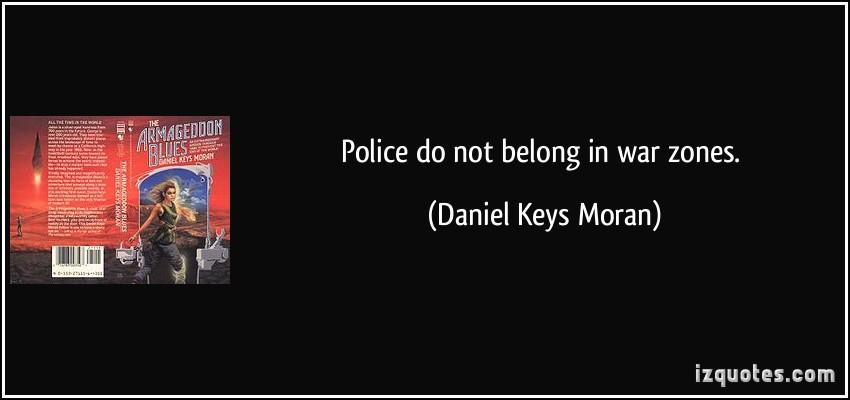 Daniel Keys Moran's quote #2