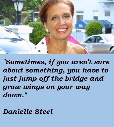 Danielle Steel's quote #4