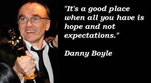 Danny Boyle's quote #1