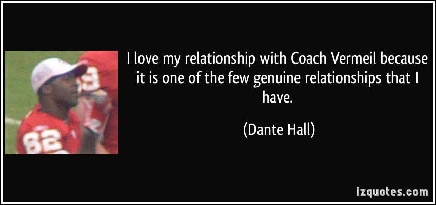 Dante Hall's quote #6