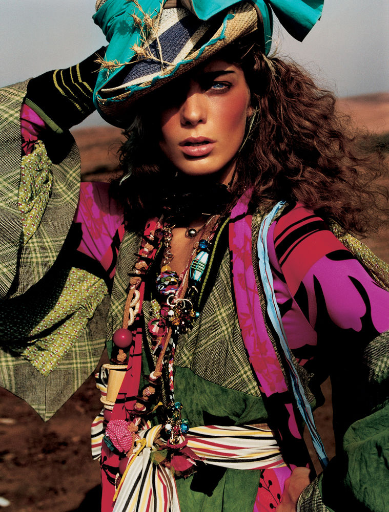 Daria Werbowy's quote #3