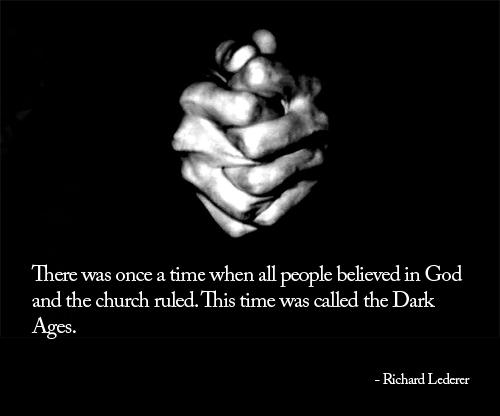 Dark Ages quote #1