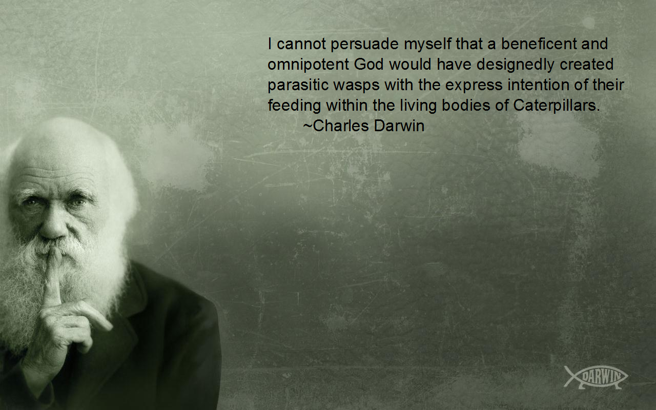 Darwin quote