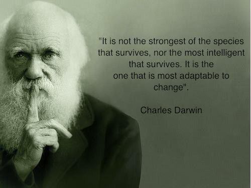 Darwinism quote