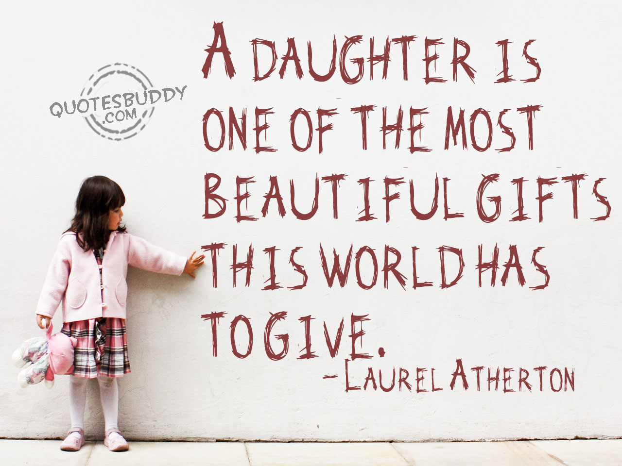 Daughters quote #1