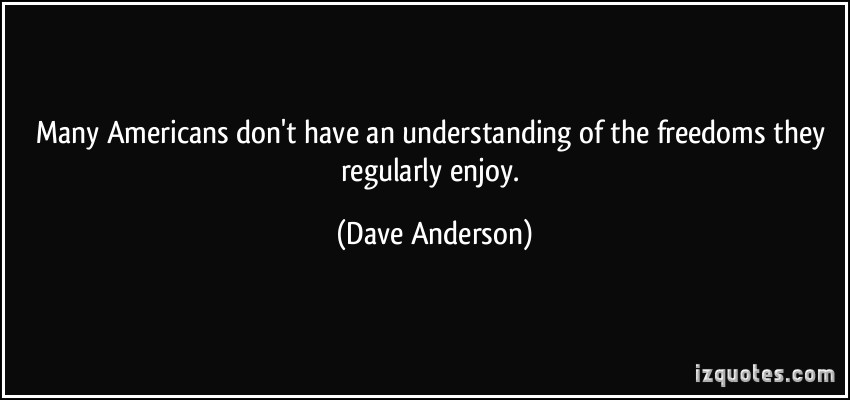 Dave Anderson's quote #1