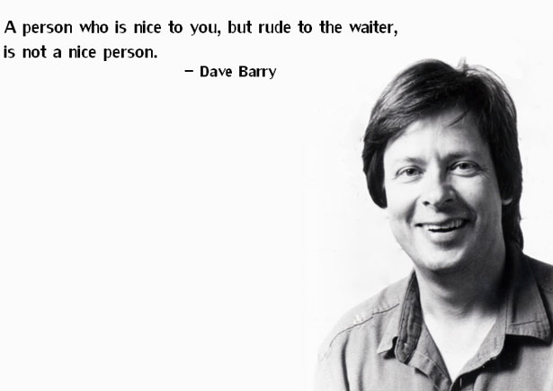 Dave Barry's quote #7