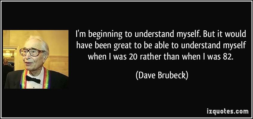 Dave Brubeck's quote #7