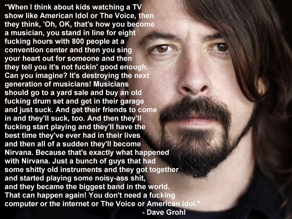 Dave Grohl's quote #3
