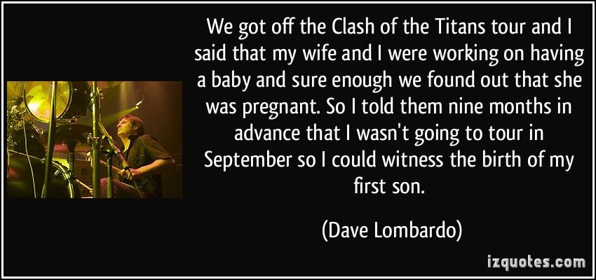 Dave Lombardo's quote #7