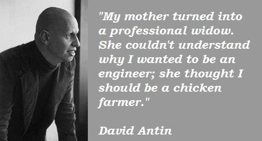 David Antin's quote #3
