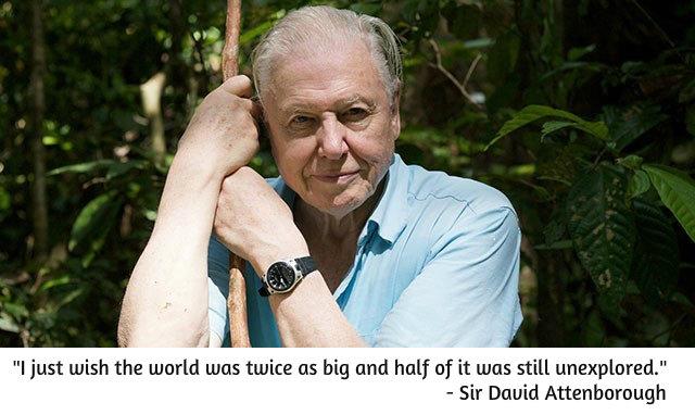 David Attenborough's quote #2