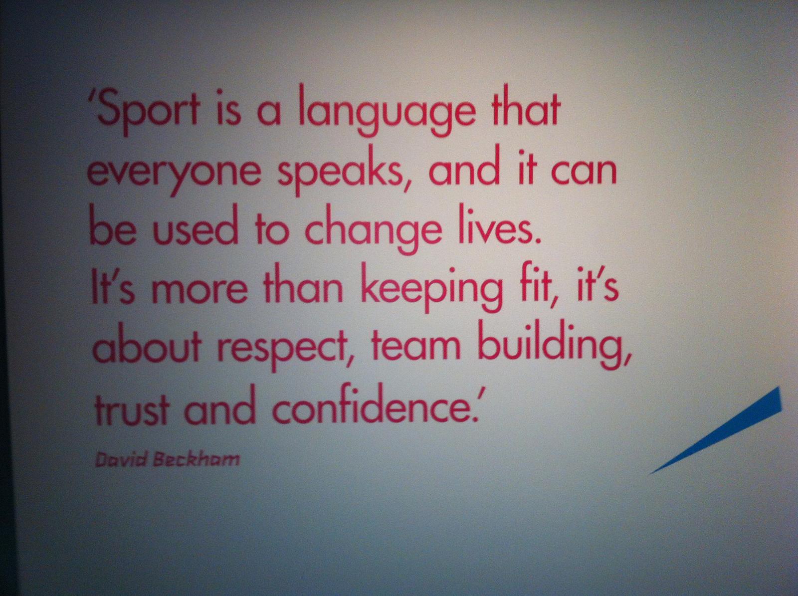 David Beckham's quote #1