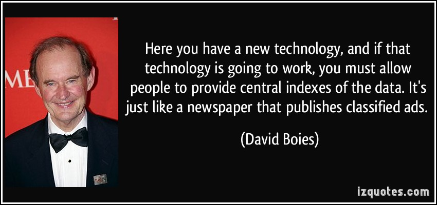 David Boies's quote #2