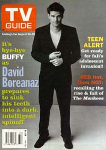 David Boreanaz's quote #4