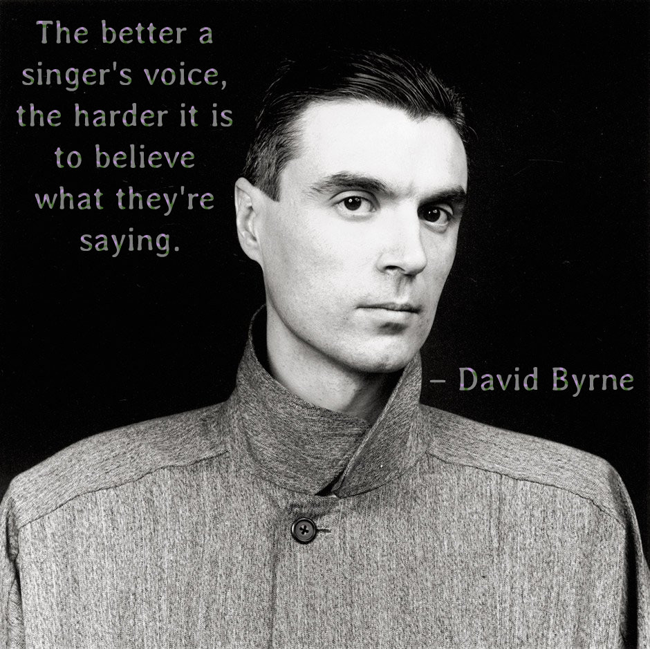 David Byrne's quote #5