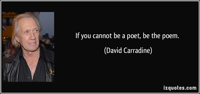 David Carradine's quote #5