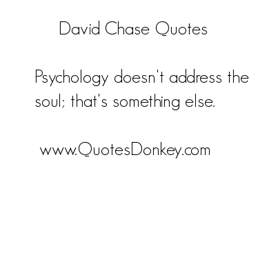 David Chase's quote #2