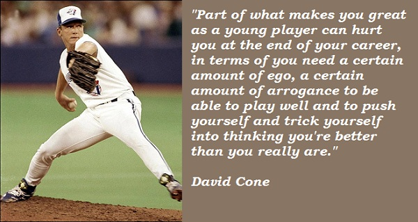 David Cone's quote #5