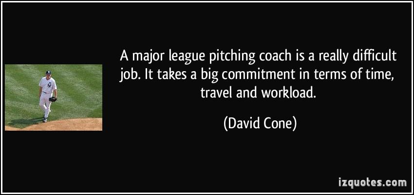 David Cone's quote #1
