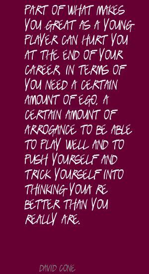 David Cone's quote #4