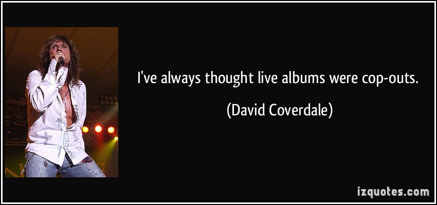 David Coverdale's quote #7