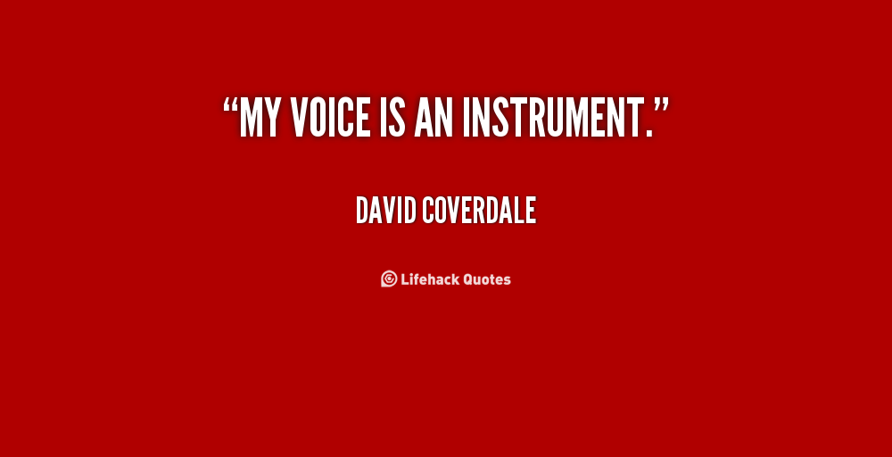 David Coverdale's quote #4