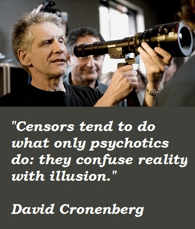 David Cronenberg's quote #2