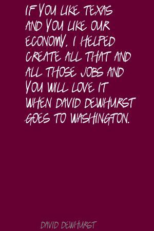 David Dewhurst's quote #5