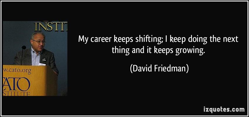 David Friedman's quote #7