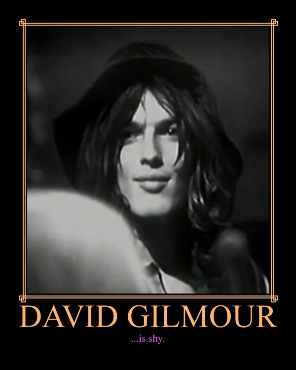 David Gilmour's quote #2