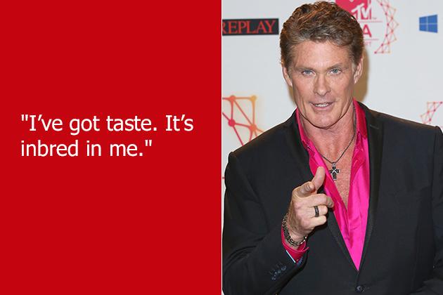 David Hasselhoff's quote #5