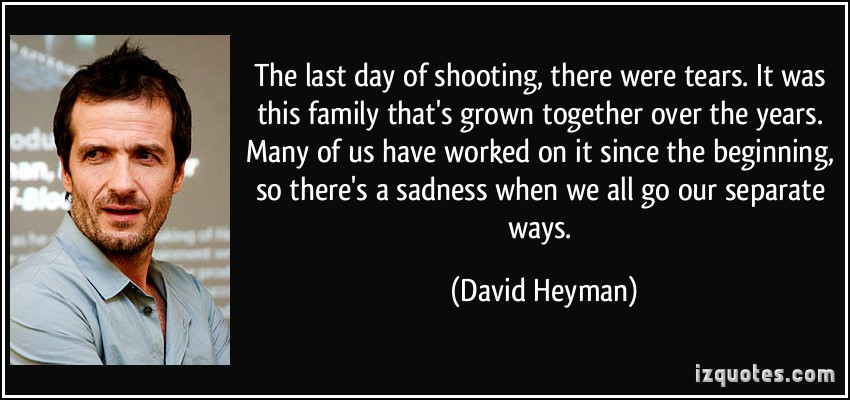 David Heyman's quote #3