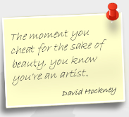 David Hockney's quote #7