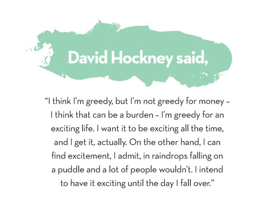 David Hockney's quote #6