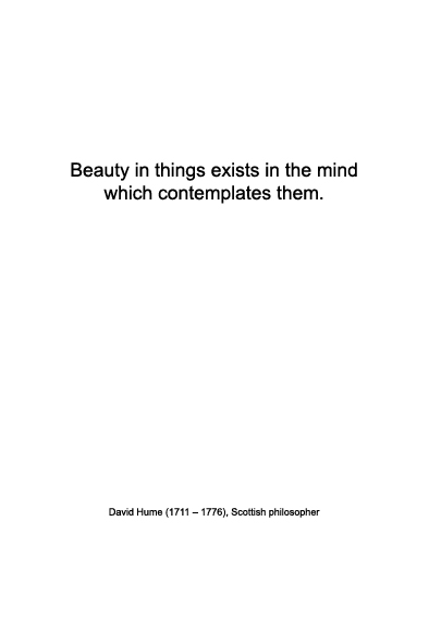 David Hume's quote #2