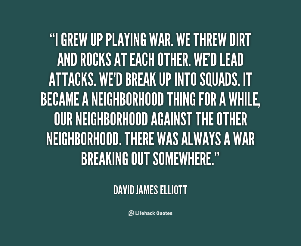David James Elliott's quote #2