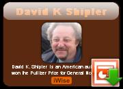 David K. Shipler's quote #3