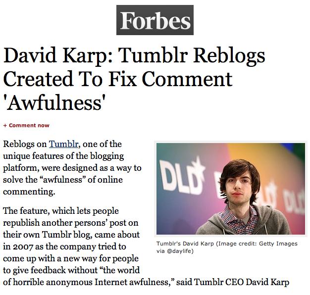 David Karp's quote #3