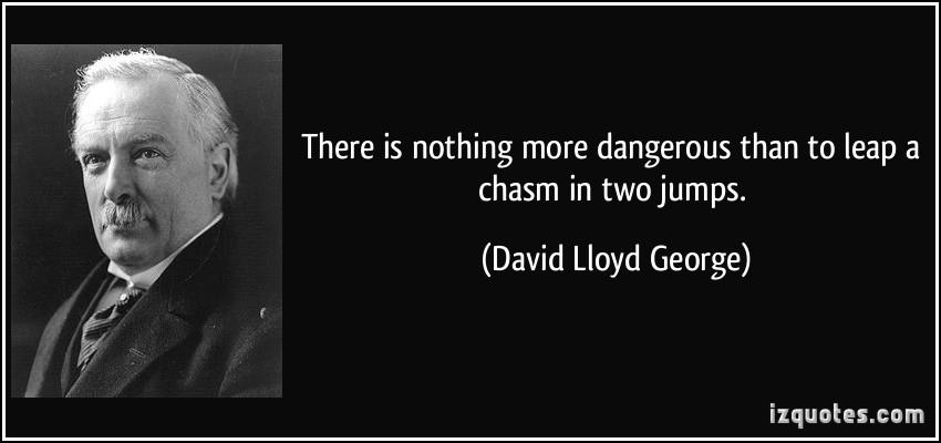 David Lloyd George's quote #2