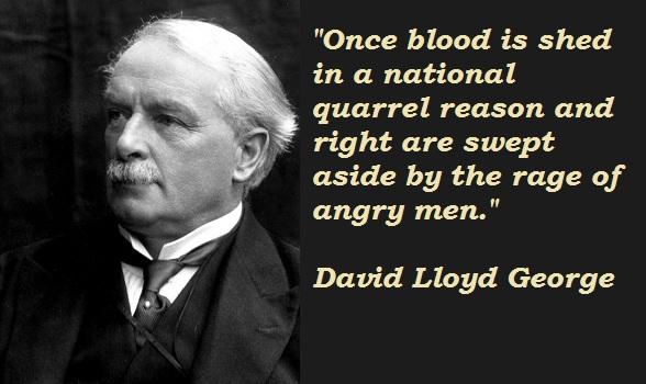 David Lloyd George's quote #5