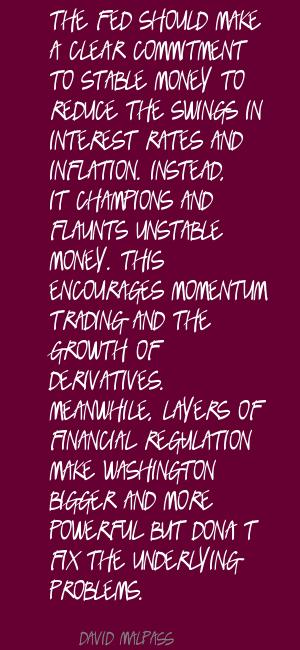 David Malpass's quote #6
