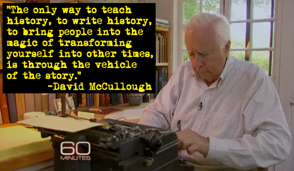 David McCullough's quote #7