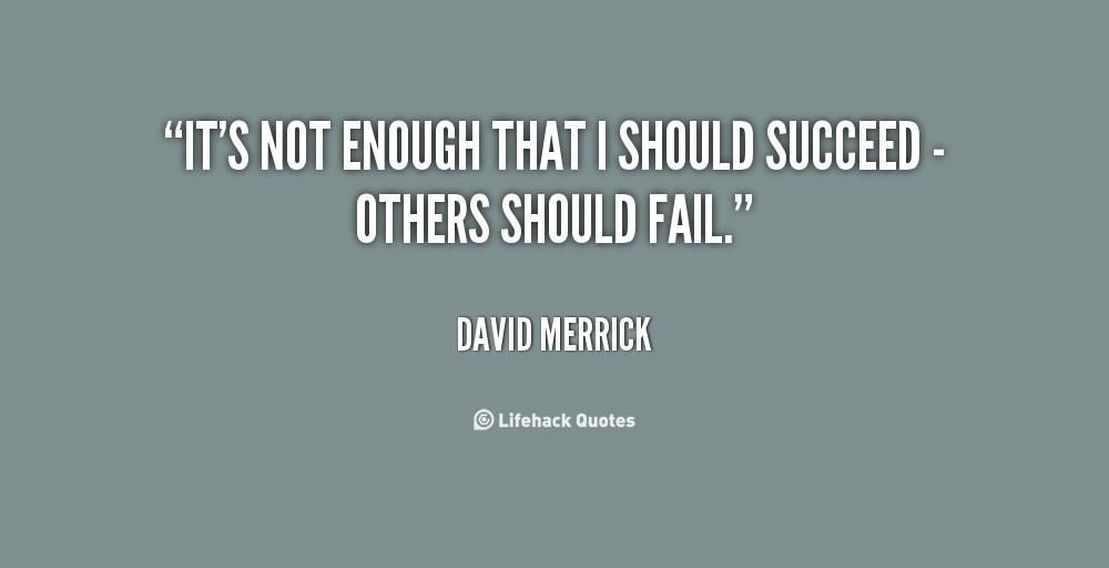 David Merrick's quote #1