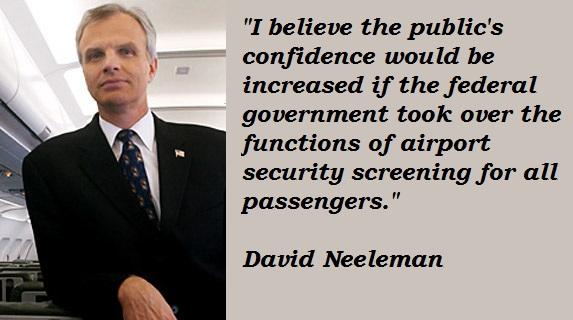David Neeleman's quote #1