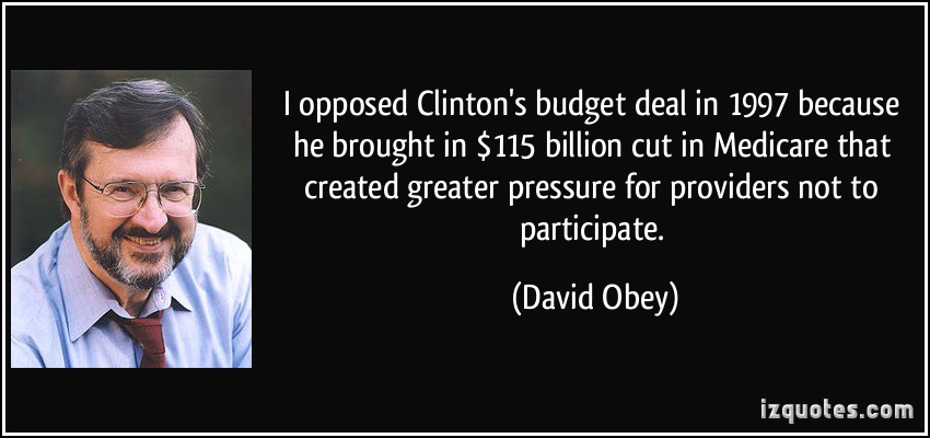 David Obey's quote #2
