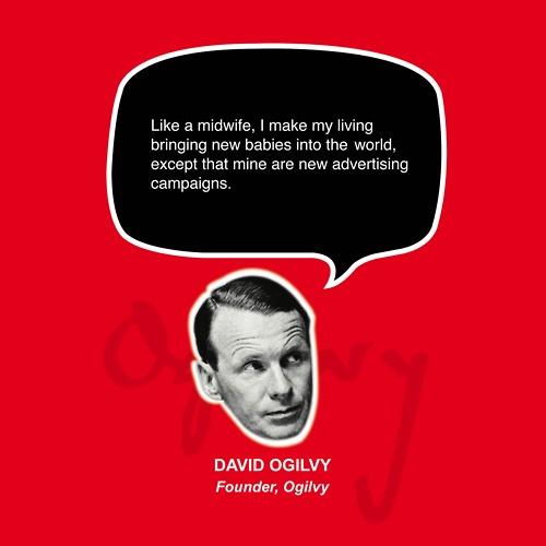 David Ogilvy's quote #7