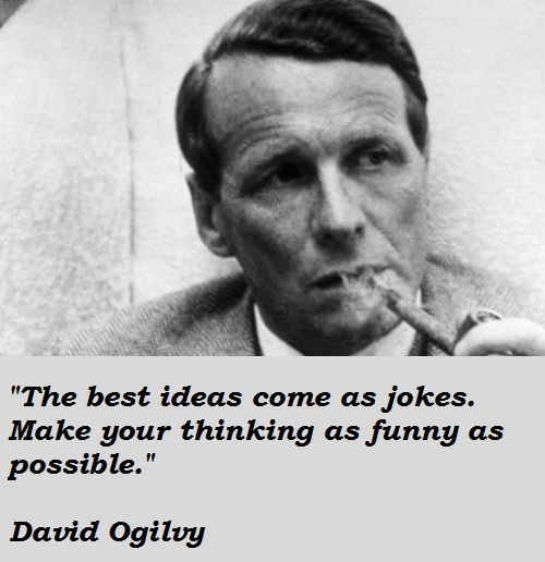 David Ogilvy Quotes Adorable David Ogilvy's Quotes Famous And Not Much  Sualci Quotes