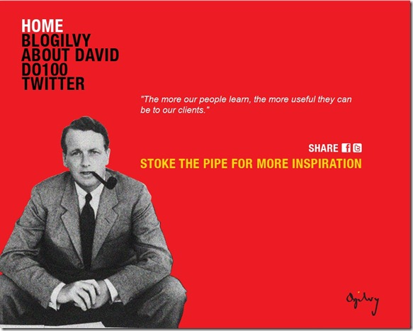 David Ogilvy Quotes Magnificent David Ogilvy's Quotes Famous And Not Much  Sualci Quotes